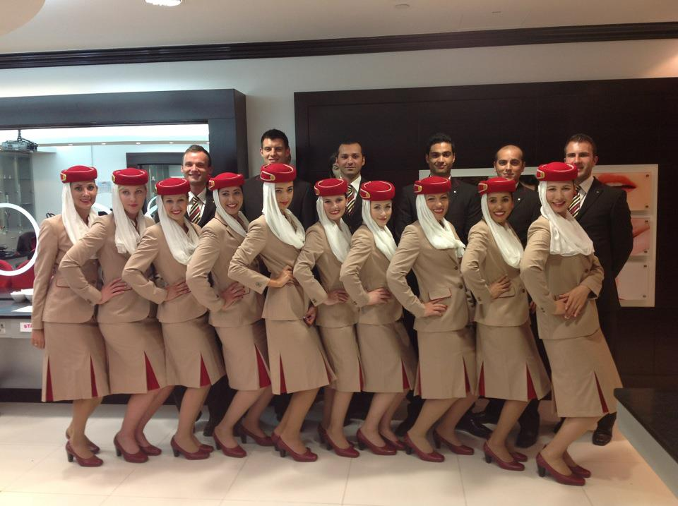 Sky-high grooming standards for Cayman Airways cabin crew